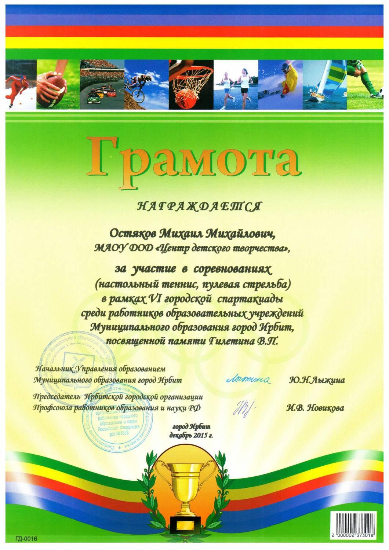 Поздравления центру детского творчества